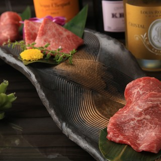 希少最上和牛【神戸ビーフ】も取り揃えて御座います。