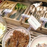 串家物語 - 野菜コーナー