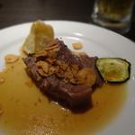 肉料理専門店 瑞流 - 牛プライムリブ(低温ローストステーキ)