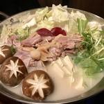 鳥代 - 名古屋コーチンの水炊き鍋