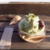 キラナ - 料理写真:抹茶あずきかき氷