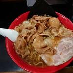 96072741 - 下品スープのスペシャル 大盛 「100ラーメン」
