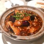 96072781 - 魚香茄子 茄子の辛子煮込み