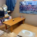 全盛 - テーブル席