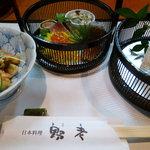 日本料理 野老 - つまみ肴 美味♪