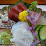 日本料理 野老 - お刺身