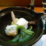 日本料理 野老 - 松茸土瓶蒸し