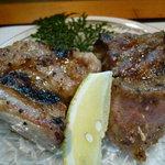 日本料理 野老 - スペアリブ
