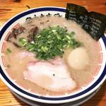 96081403 - らーめん(720円)/ 味付玉子(120円)