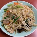 大輦 - 野菜炒め 肉増し
