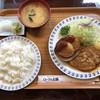 レストラン ローマの太陽 - 料理写真:井坂煮とカニクリームコロッケのコンビ定食