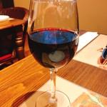 ICARO - グラスワイン(赤)