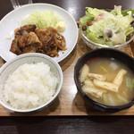 飯場 松の葉 - 料理写真:
