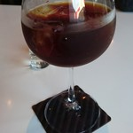 96091917 - ワイングラスに入ってきます