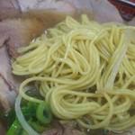 96093542 - チャーシューメンの麺アップ!