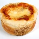 ブーランジェリー クク - きんぴらごぼうとチキンの包み焼き