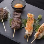 国産肉と糸島野菜を使った店 焼鳥居酒屋 英 - メイン写真:
