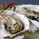 お竈突 - 焼き牡蠣