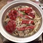 MERINO - しゃぶしゃぶ鍋
