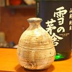 ねぎま - 雪の茅舎 山廃純米