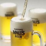 居酒屋 一休 - 居酒屋に行ったら、まずはおいしく冷えた生ビール!