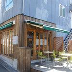 PINKY PIG!(ピンキー・ピッグ) - 横浜石川町のカレー専門店「PINKY PIG(ピンキーピッグ)」の店頭
