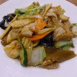 9610590 - 定食の八宝菜