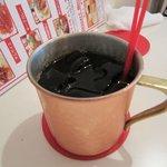 ゴリラキッチン - アイスコーヒー