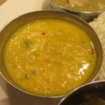ポンガラカレー - 「レンズ豆のカレー」