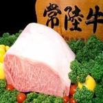 鉄板ダイニング やきやきや - 料理写真:茨城で育った黒毛和牛、常陸牛を堪能!!