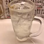 すーさんち - 「グレープフルーツサワー」(270円)で乾杯!!