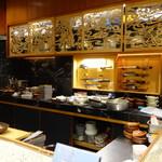 日本料理 とくを - 店内
