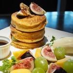 fine diner & salon bar 7-NANA- - 今月のパンケーキ