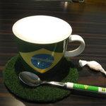 チッポグラフィア - フワフワ雲のコーヒー
