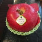 千疋屋総本店 - りんご世界一 2700円(税込)