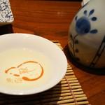 別亭 神田新八 - 燗酒