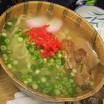 沖縄料理 でいご - 沖縄そば