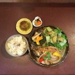 ジャム cafe 可鈴 - 【週替わりランチ(1,050円)】※この他にスープ、ドリンクも付いてます