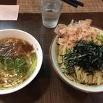 96117543 - 梅わさびつけ麺並 細麺