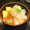 ぎょしん - 料理写真:季節の魚丼