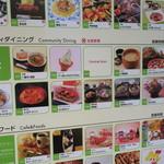 福龍 - フードコートの店舗