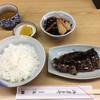 太湖 - 料理写真:さわらの照り焼き定食(小) 460円