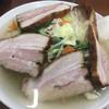 Nisshoukare - 料理写真:タンメン、チャーシュー追加