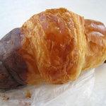 ベーカリー&カフェ Vent Dor Cafe - チョコレートクロワッサン 210円