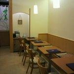 9612467 - テーブル席も完備!