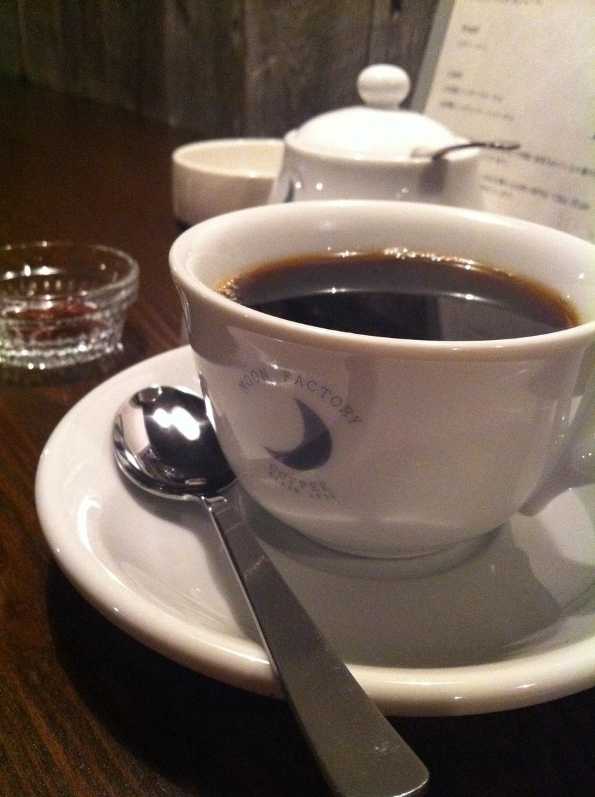 ムーン ファクトリー コーヒー