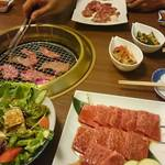 みどりや焼肉店 - 料理写真: