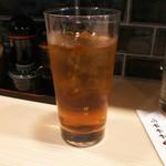 餃子酒場ナナホシ - ウーロンハイ 378円