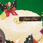 パティスリーリアン - 料理写真:2018クリスマスケーキ(カマンベール)