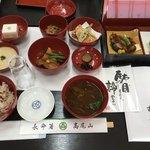 大本山 高尾山 薬王院 - 料理写真: